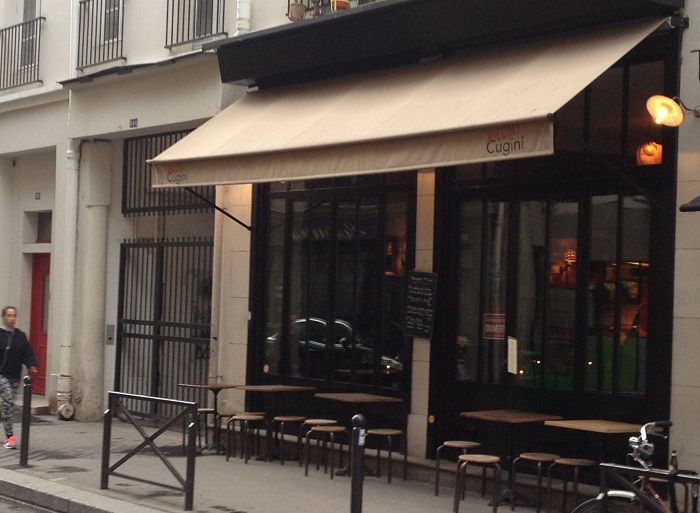Paris Restaurants 0